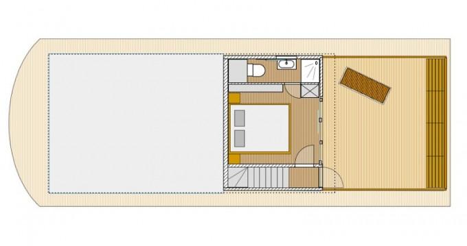 Louez un  House Yacht Devin 1.5 à Neuhof