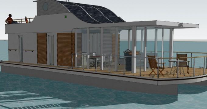 Location Bateau à moteur à Neuhof -  House Yacht Devin 1.5