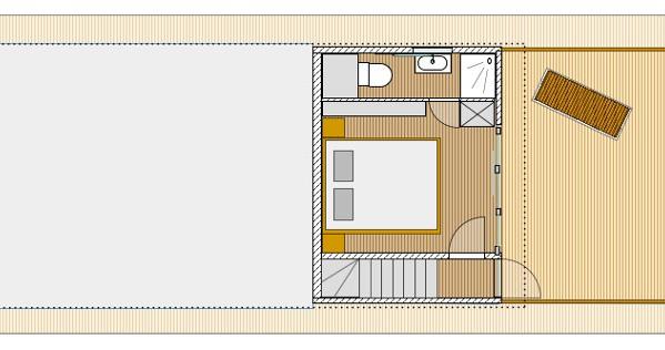 House Yacht Devin 1.5 entre particuliers et professionnel à Neuhof