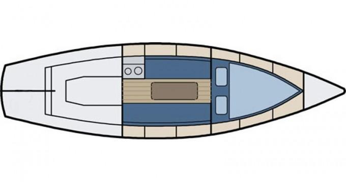 Louer Voilier avec ou sans skipper  à Kröslin
