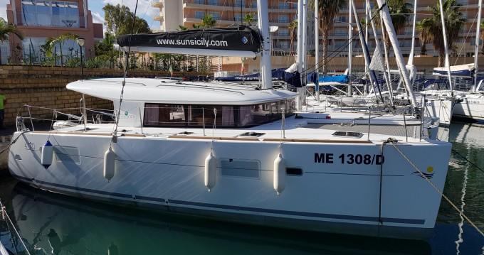 Louer Catamaran avec ou sans skipper Lagoon à Marina di Portorosa