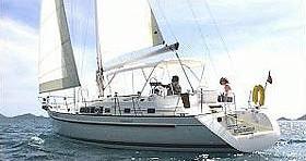 Bénéteau Oceanis 40 entre particuliers et professionnel à Marina di Portorosa