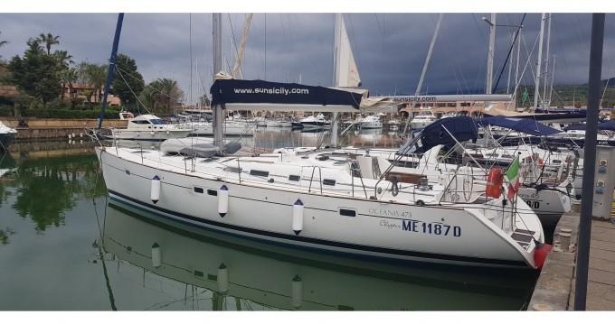 Louer Voilier avec ou sans skipper Bénéteau à Marina di Portorosa