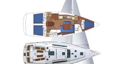 Location bateau Bénéteau Oceanis 43 à Marina di Portorosa sur Samboat