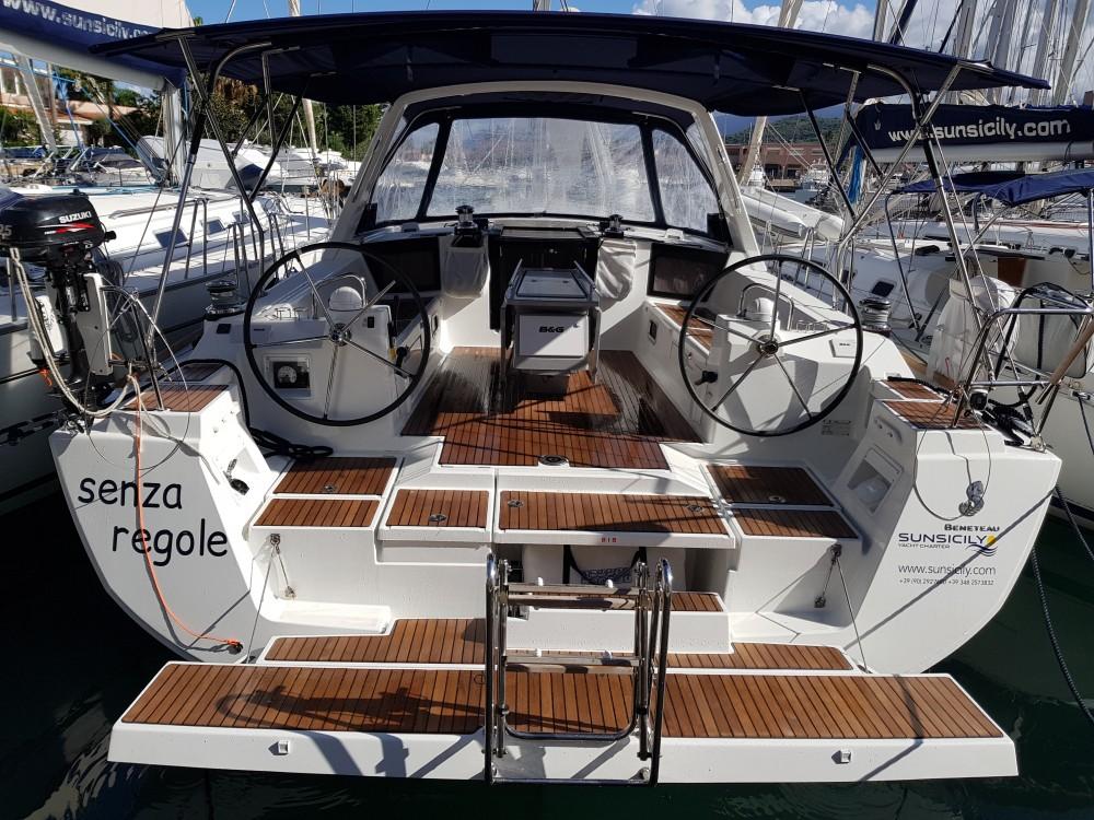 Location yacht à Furnari - Bénéteau Oceanis 45 sur SamBoat