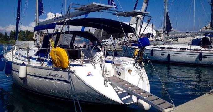 Location bateau Gouviá pas cher Bavaria 41