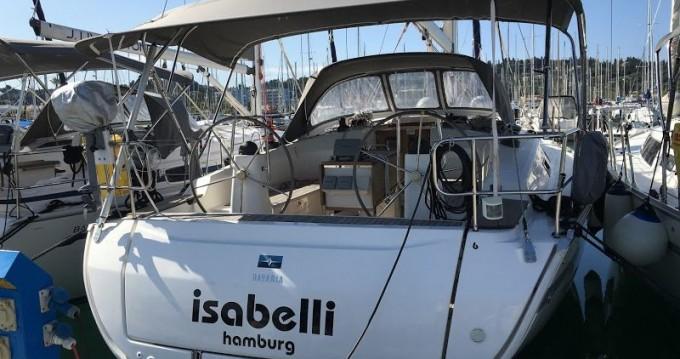 Location yacht à Gouviá - Bavaria Cruiser 40 sur SamBoat