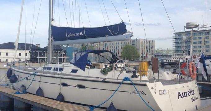 Hanse Hanse 531 entre particuliers et professionnel à Tallinn