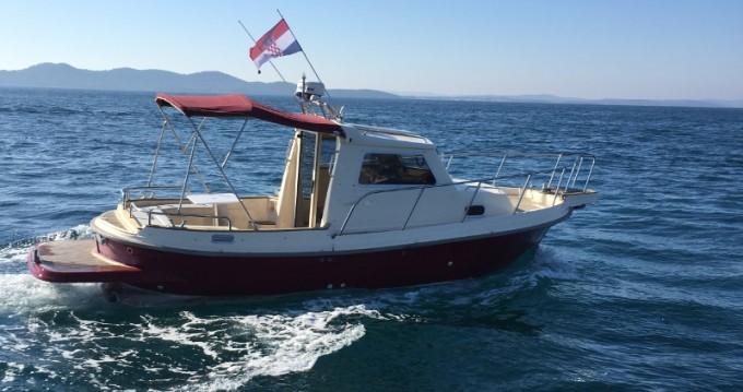 Location yacht à Zadar - Damor Damor 700 sur SamBoat