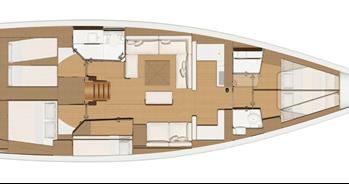 Location yacht à Álimos - Dufour Dufour 520 Grand Large sur SamBoat