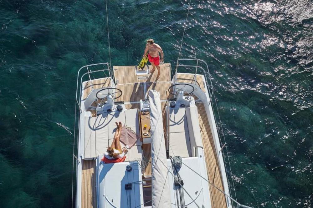 Jeanneau Sun Odyssey 440 entre particuliers et professionnel à Capo d'Orlando