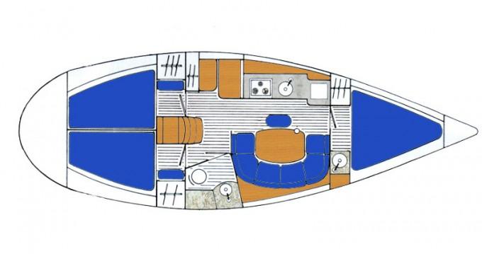 Location bateau Álimos pas cher Sun Odyssey 33