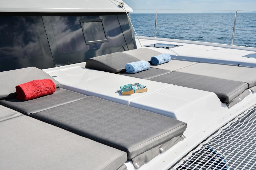 Dufour Dufour 48 Catamaran entre particuliers et professionnel à Leucade