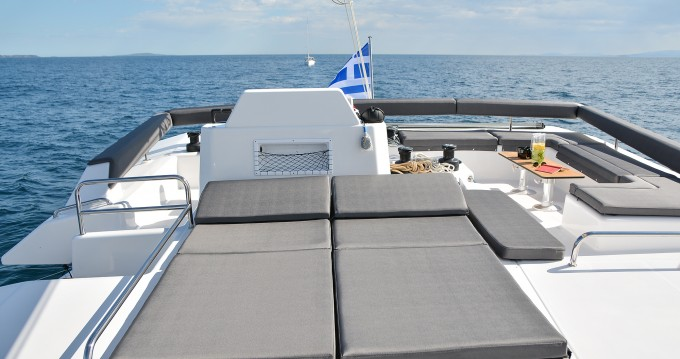 Louer Catamaran avec ou sans skipper Dufour à Port de Lefkada