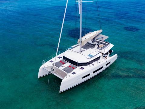 Location bateau Dufour Dufour 48 Catamaran à Mykonos (Île) sur Samboat