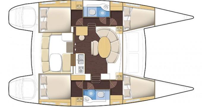 Catamaran à louer à Álimos au meilleur prix