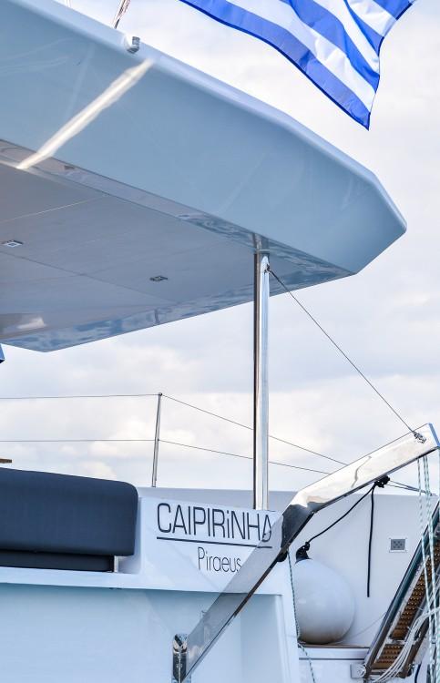 Catamaran à louer à Myconos au meilleur prix