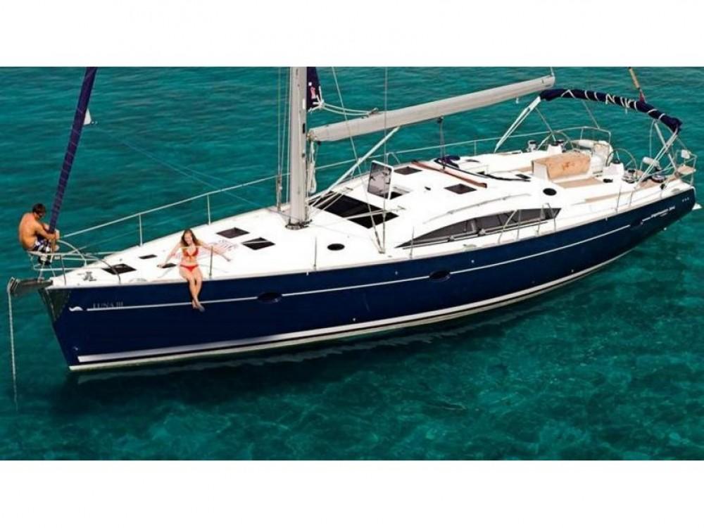 Location yacht à Sant Antoni de Portmany - Elan Elan 514 Impression sur SamBoat