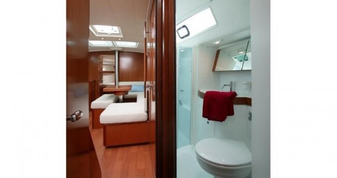 Location yacht à Éleusis - Bénéteau Oceanis 40 sur SamBoat