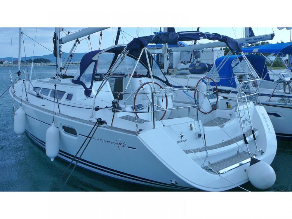Location yacht à Sukošan - Jeanneau Sun Odyssey 42 i sur SamBoat