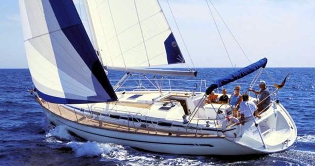 Location bateau Lávrio pas cher Bavaria 44