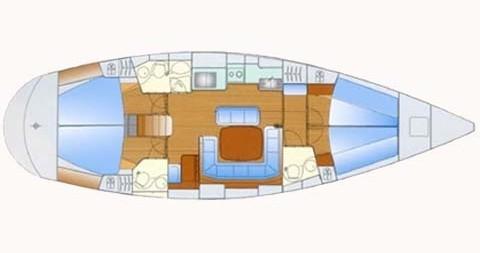 Location yacht à Rhodes - Bavaria Bavaria 47 sur SamBoat