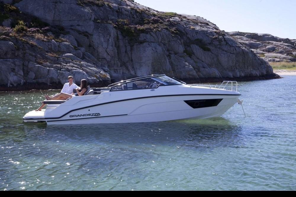 Location yacht à Trogir -  Grandezza 25S sur SamBoat