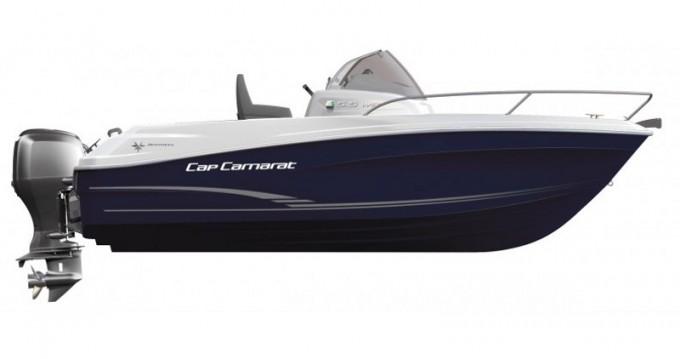 Location bateau Jeanneau Jeanneau Cap Camarat 5.5WA S2 à Trogir sur Samboat