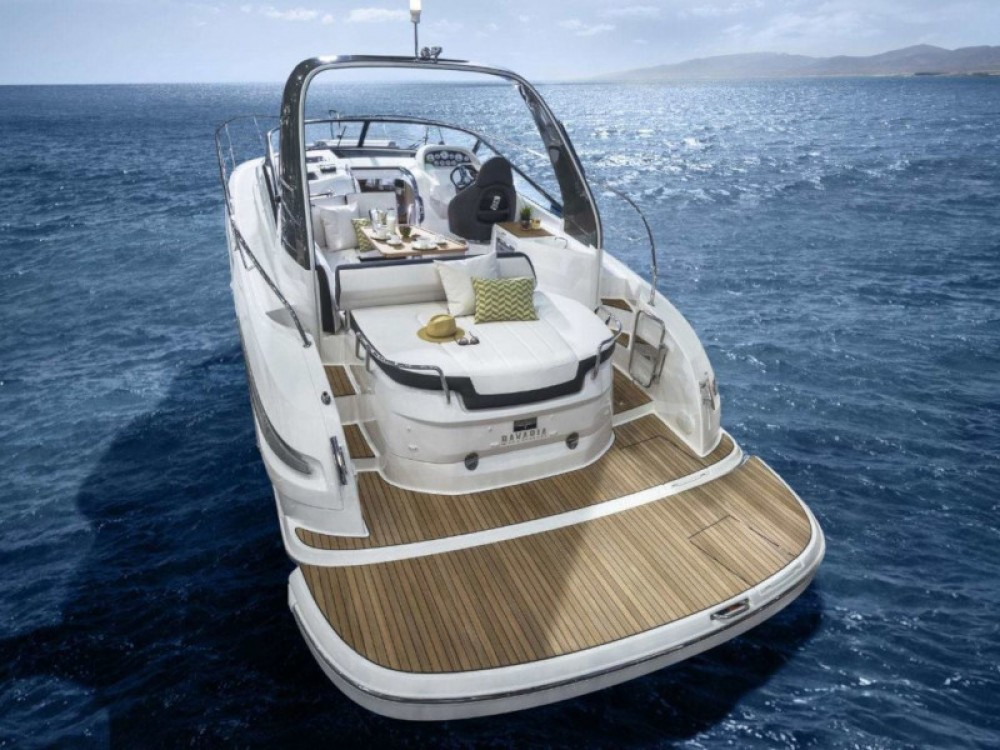 Location yacht à Trogir - Bavaria Bavaria S32 Open sur SamBoat