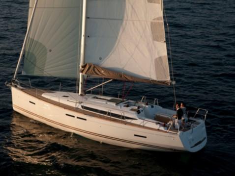 Location bateau Tivat pas cher Sun Odyssey 439