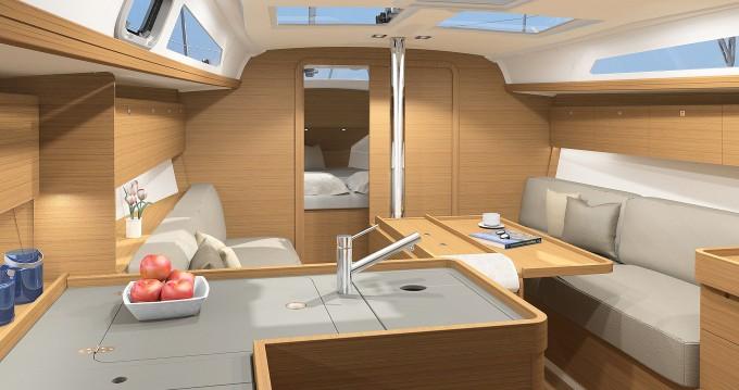 Location yacht à Sukošan - Dufour Dufour 360 Grand Large sur SamBoat