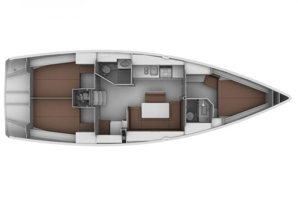 Location bateau Bavaria Bavaria 40 BT '13 à Sukošan sur Samboat