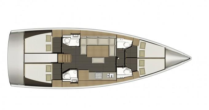 Location yacht à Sukošan - Dufour Dufour 460 GL '18 sur SamBoat