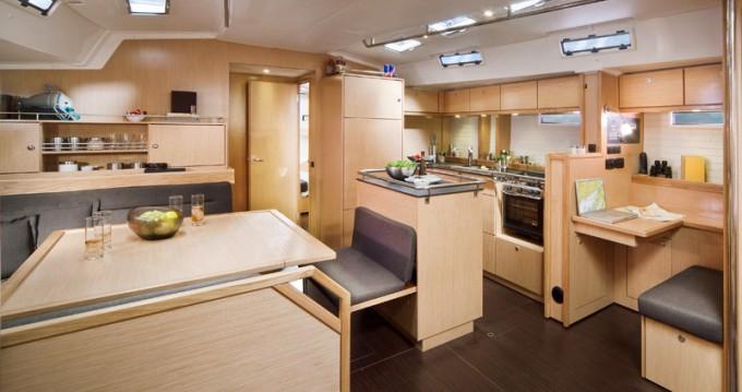 Location yacht à Sukošan - Bavaria Bavaria 55 BT '11 sur SamBoat