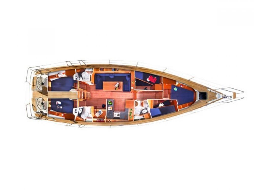 Location yacht à Sukošan - Bavaria Bavaria 51 BT '09 sur SamBoat