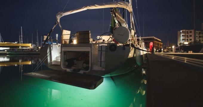 Location bateau Castellammare di Stabia pas cher Bavaria Cruiser 57 (A/C, Generator, Watermaker)