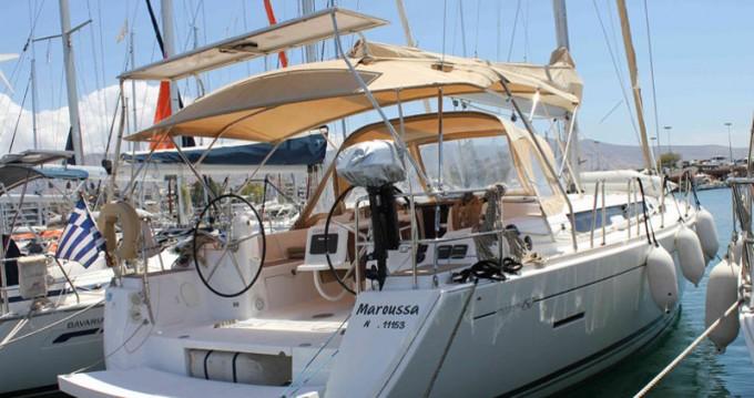 Location bateau Dufour Dufour 450 GL à Álimos sur Samboat