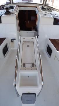 Location yacht à Álimos - Jeanneau Sun Odyssey 439 sur SamBoat
