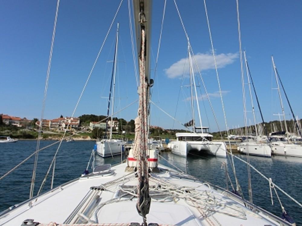 Louez un Dufour Gib Sea 43 à Krk