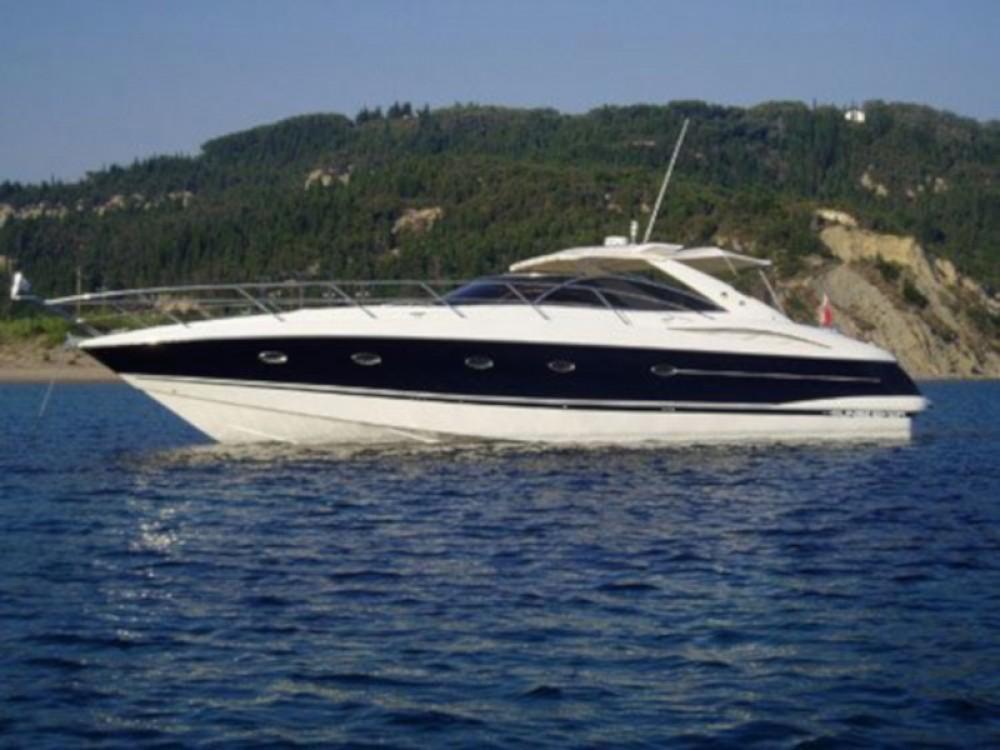 Location bateau Badalona pas cher Sunseeker Manhattan 52
