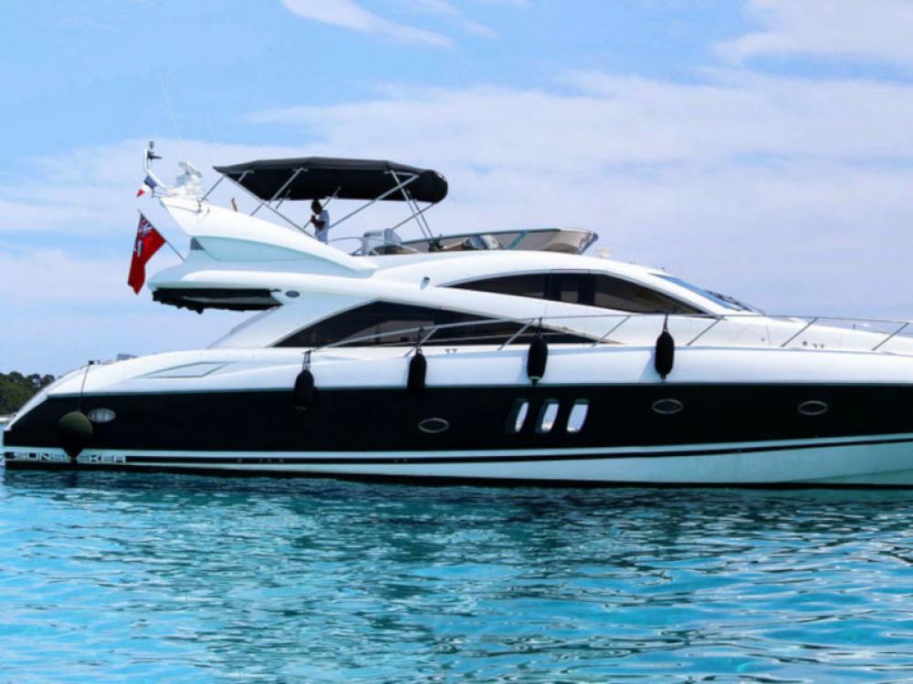 Location yacht à Badalona - Sunseeker Sunseeker Manhattan 52 sur SamBoat