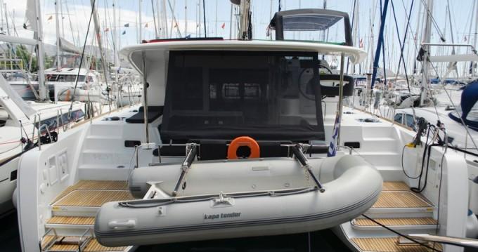 Location Catamaran à Álimos - Lagoon Lagoon 40
