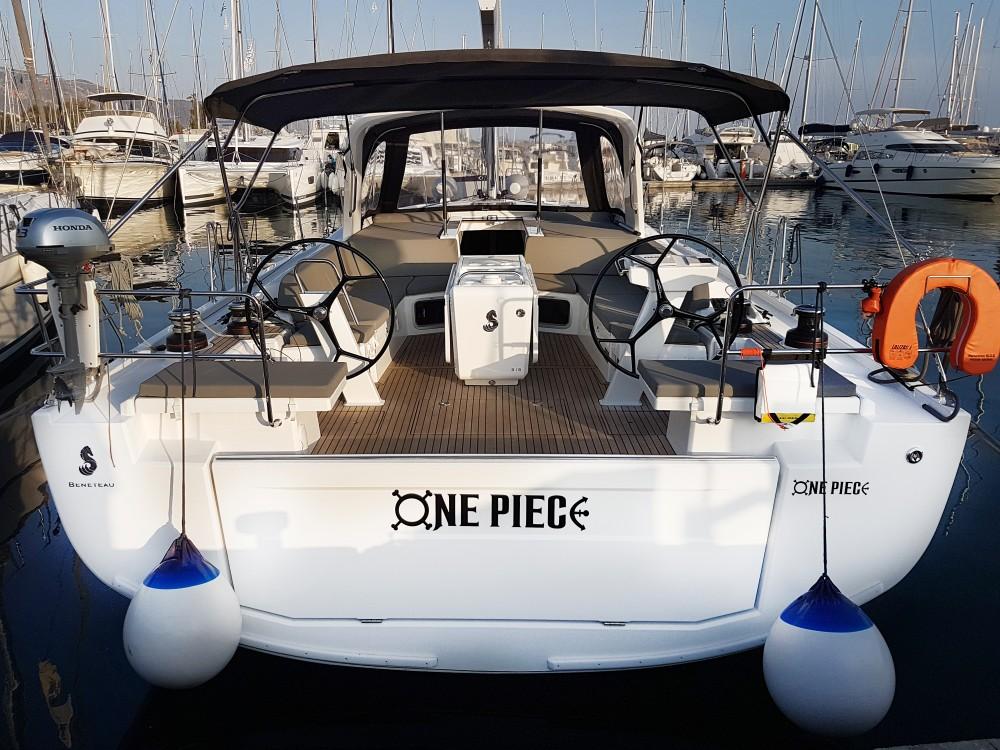 Location yacht à Álimos - Bénéteau Oceanis 51.1 sur SamBoat