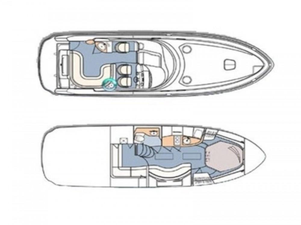 Louer Bateau à moteur avec ou sans skipper Sea Ray à