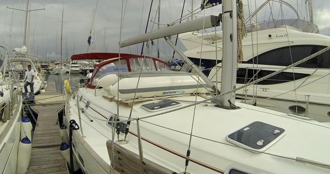 Bénéteau Oceanis 411 Clipper entre particuliers et professionnel à Sibenik