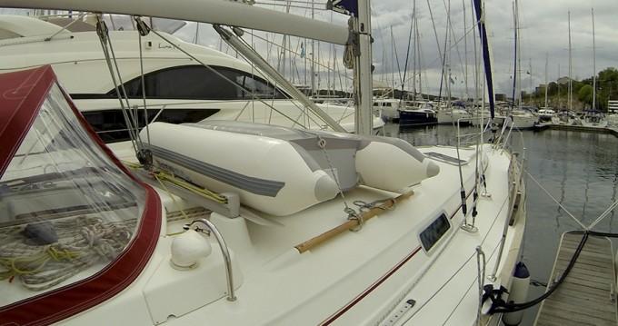 Location bateau Bénéteau Oceanis 411 Clipper à Sibenik sur Samboat
