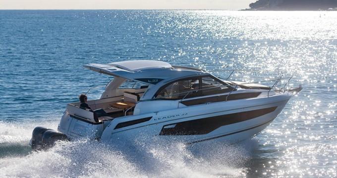 Location yacht à Sibenik - Jeanneau Leader 33 sur SamBoat