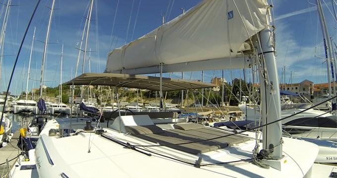 Location bateau Sibenik pas cher Lagoon 450