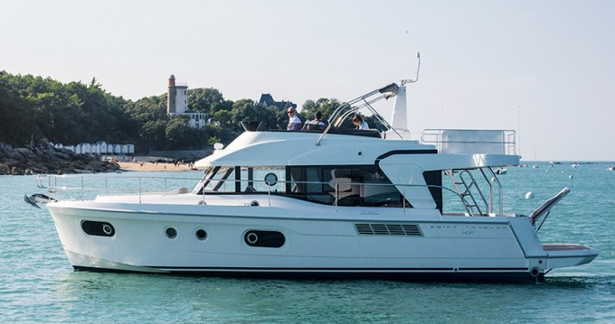 Location yacht à Sibenik - Bénéteau Beneteau S. Trawler 47 sur SamBoat