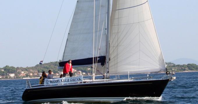 Location bateau Sibenik pas cher Grand Soleil 46.3